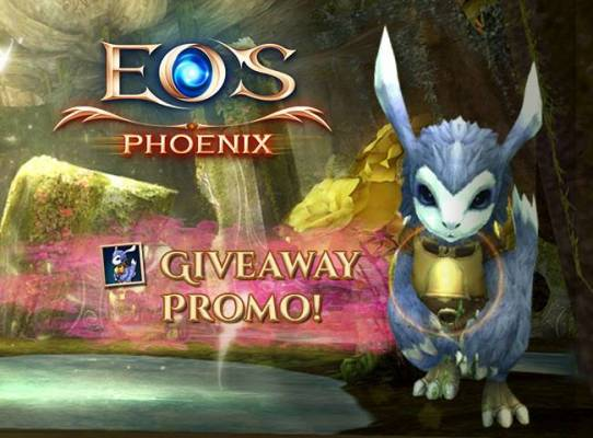 Echo of Soul Phoenix Free Item Giveaway; Fantasy MORPG Free to Play