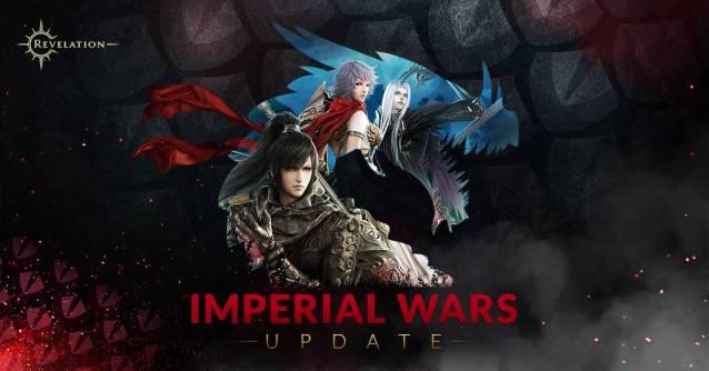 Revelation Online Imerial Wars Expansion