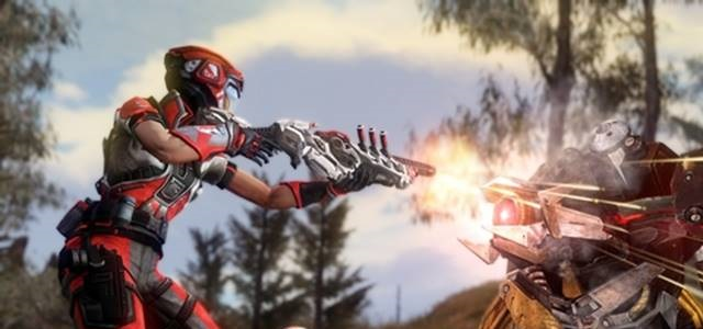 Defiance 2050 Shooter MMO Free-to-play