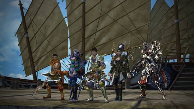 Metin2 Free2Play Fantasy MMORPG