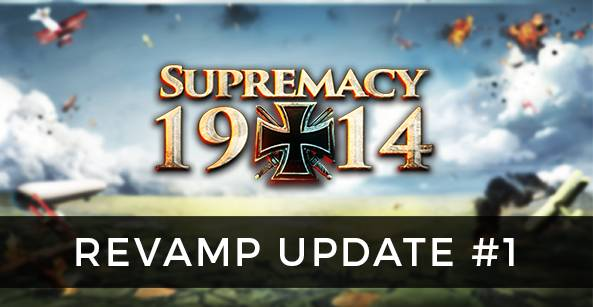 Supremacy 1914 Browser free-to-play MMO