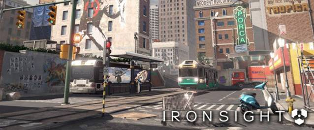 IronSight Free2Play MMO FPS