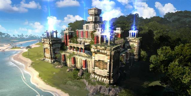 Battle Royale SkyForge MMORPG