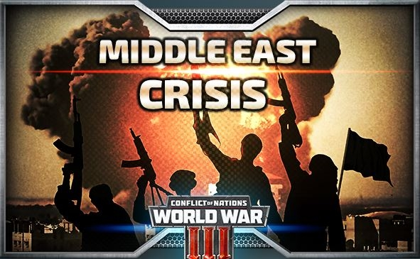 Conflict of Nations Middle East Event
