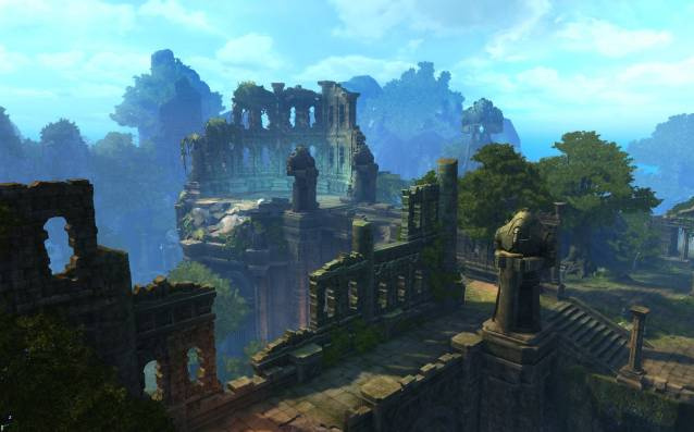 Aion Experience thrilling PvP/PvE moments in the Temple of Endorim