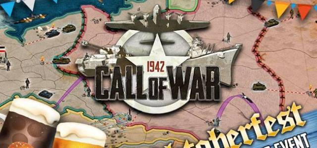 Call of War Celebrates the Oktoberfest