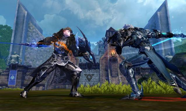 Aion Free MMO Fantasy Game - Lakrum