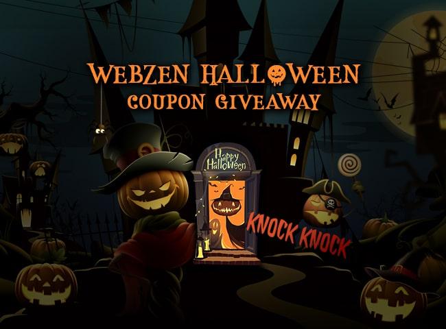 Rappelz Halloween Event 2020 WebZen Halloween Event Gift Pack Giveaway. WebZen global publisher