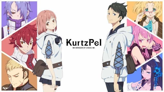 Anime Action MMORPG KurtzPel on Steam