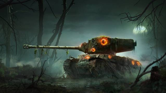 WoT Free2Play Action MMO. Halloween