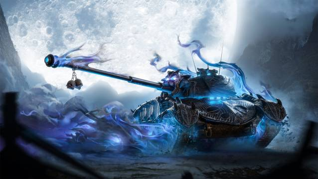 WoT Mercenaries Halloween. World of Tanks Free-to-Play Action MMO