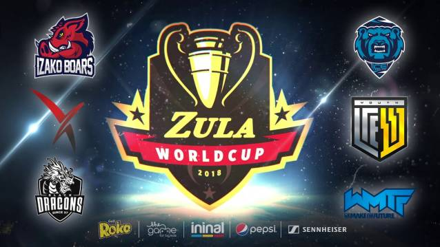 Zula World Cup 2018 - Zula WC