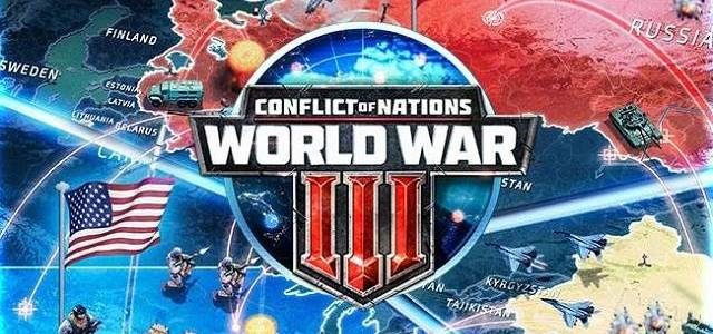 Conflict of Nations Modern War 3 Giveaway