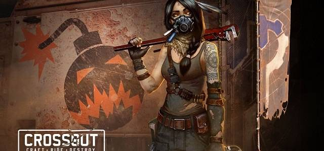 Crossout Halloween Giveaway