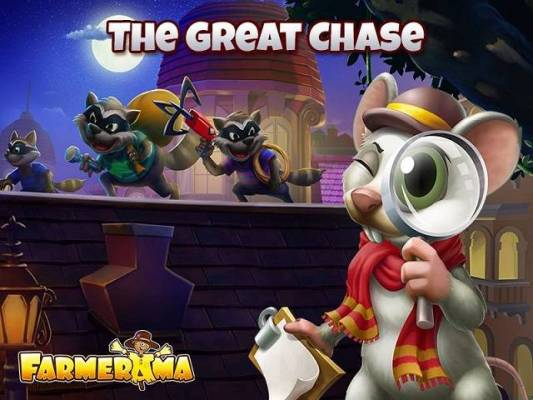 Farmerama The Great Chase - Farmerama Play Online for FREE