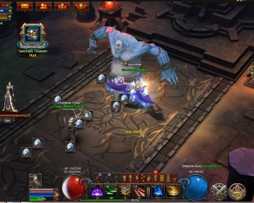Realm of Guardians Screenshots - RoG Screenshots - Realm of Guardians MMORPG