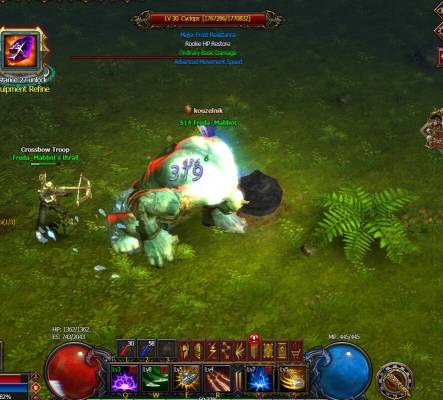 Realm of Guardians is an epic MMORPG with fantasy elements drawn from a variety of different lore.
