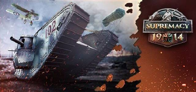 Supremacy 1914 The Great War update