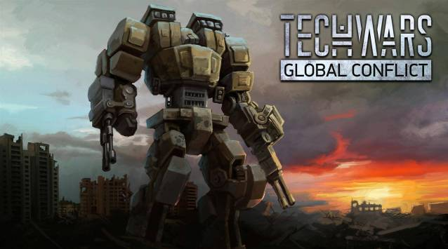 TechWars: Global Conflict. New MMO-action available now