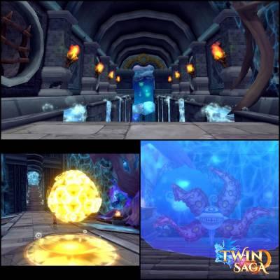 Twin Saga Dungeon Lab