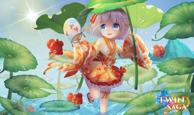 Twin Saga Senshi 3 - Twin Saga Free-to-Play Fantasy MMORPG