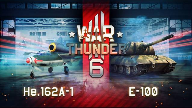War Thunder celebrates 6 Year Anniversary: A free ship for everyone and a chance to unlock the rare E-100 Tank!