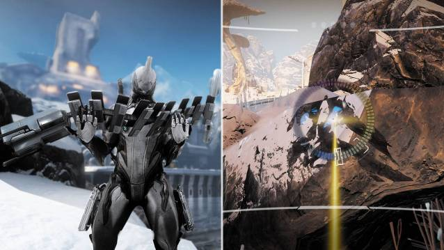DIGITAL EXTREMES USHERS IN WARFRAME EXPANSION 'FORTUNA' TO STEAM PC THIS WEEK