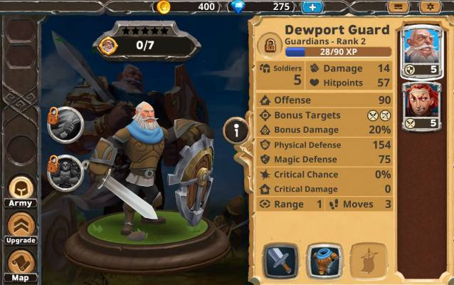 Warlords of Aternum Gameplay Overview