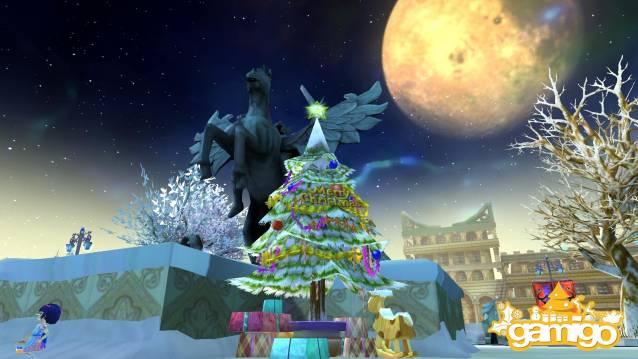 Fiesta Online Christmas Event