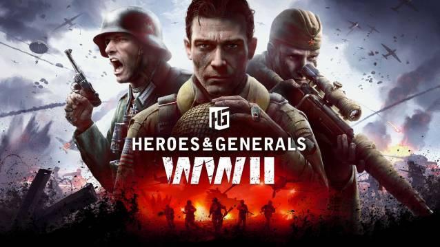 MAJOR UPDATE TO HEROES & GENERALS MMOFPS