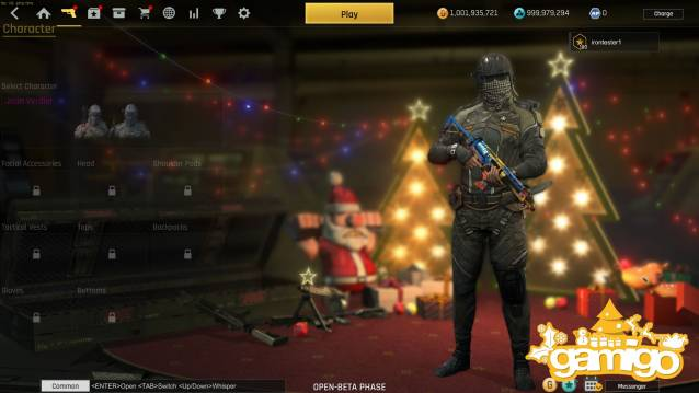 IronSight Christmas Event