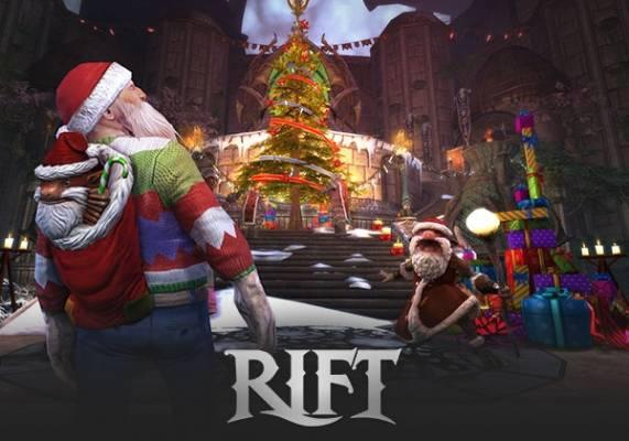 Rift Christmas Event
