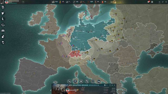 Supremacy 1914 Screenshot The Great War - Supremacy 1914 Free to Play MMORTS