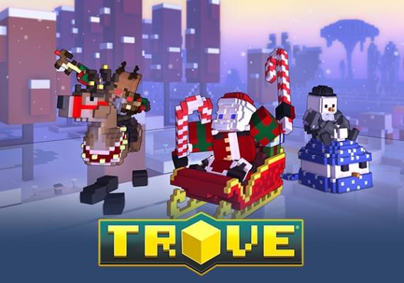 Trove Christmas Event