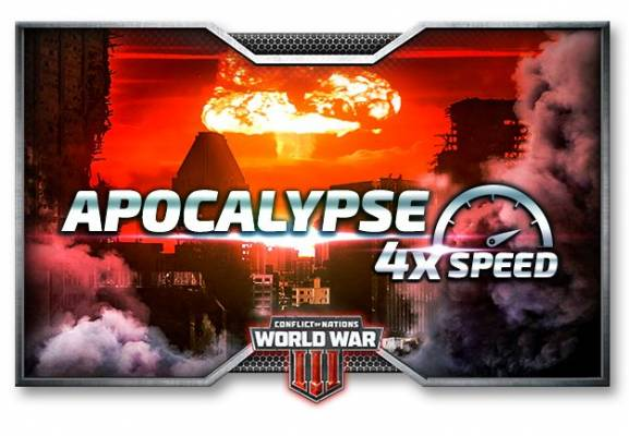 Conflict Of Nations World War III Apocalypse 4x Event
