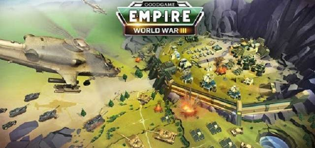 Empire World War 3 Free to Play Strategy Browser Game