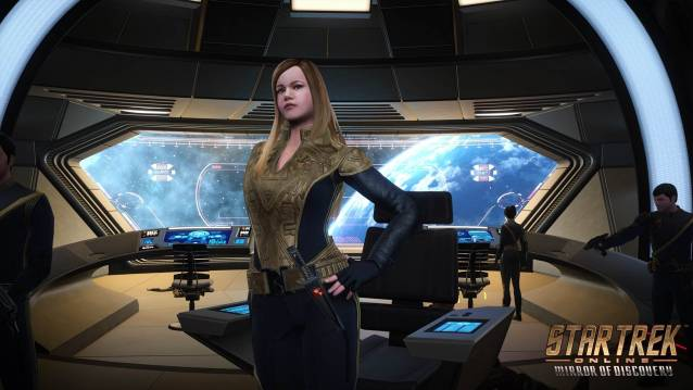 STAR TREK ONLINE RESURRECTS CAPTAIN KILLY FOR MIRROR OF DISCOVERY