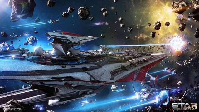 Star Conflict is an action-packed, massively multiplayer space simulation game that puts players in the role of elite pilots engaging in a widespread interplanetary skirmish