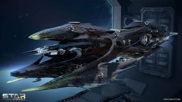 """StarConflict Ze-Ta - Star Conflict releases PvE-focused Update """"Rise of Giants"""""""