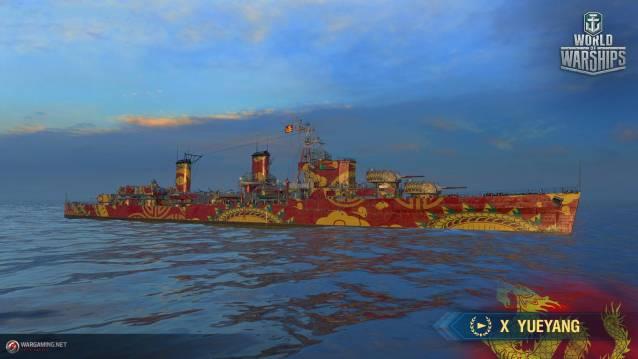 World of WarShips Screenshots Supertest 080