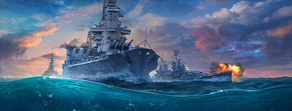World of Warships Kicks Off the Lunar New Year with a Huge Gameplay Update and New Event
