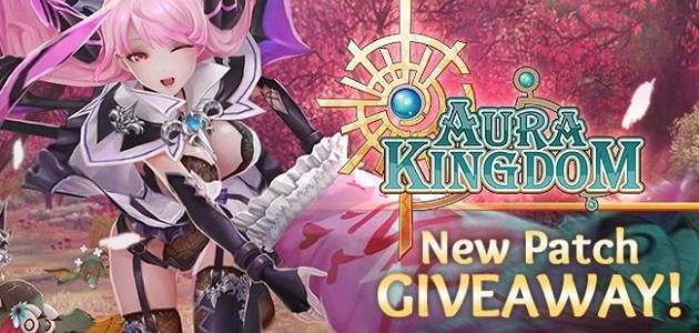 Aura Kingdom Free Giveaway for Update 50 Free to Play