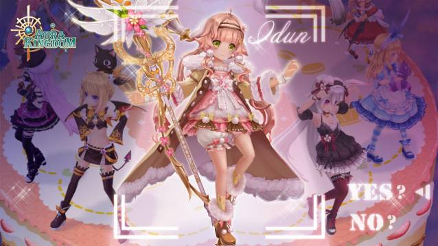 Aura Kingdom eidolon update 50