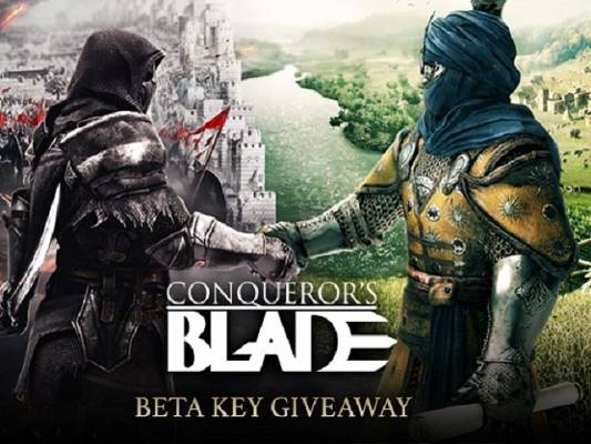 Conqueror's Blade Closed Beta Key Giveaway here in F2P.com