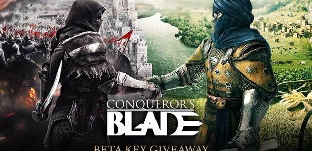 Conqueror's Blade Closed Beta Key Giveaway