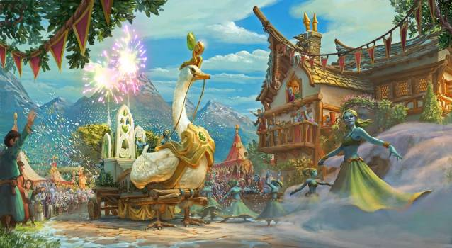 Elvenar Event Carnival Screenshot - Carnival is coming to Elvenar
