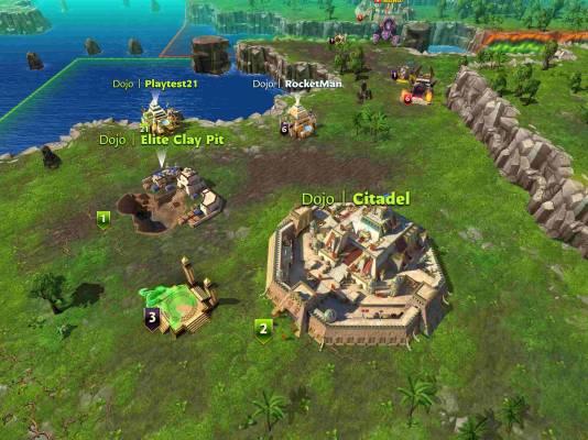 God Kings Citadel Screenshot