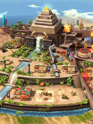 God Kings City Screenshot