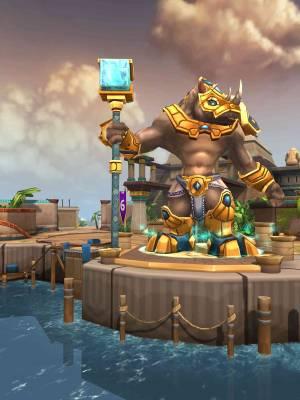 God Kings Guardians Moloch Screenshot