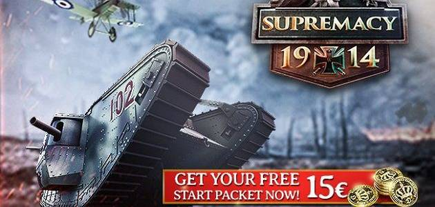Starter Pack Supremacy 1914 The Great War